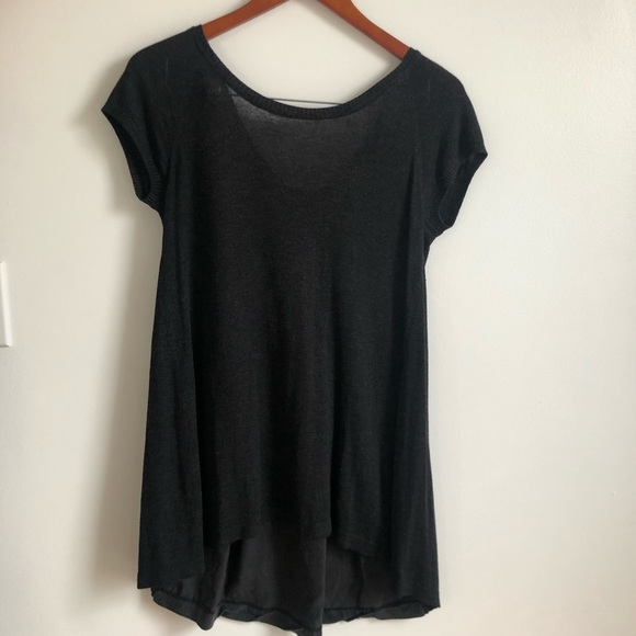 Lululemon short sleeve sweater